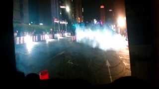 Red Bull Car Park Drift 2013: Jad Himo, Nissan 350z, Drift Champion, Live, Dubai, UAE
