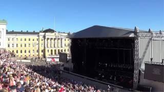HELSINGIN JUHLAVIIKOT-Senaatintori 18.5.2015