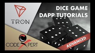 Tron (TRX) Dice Game DApp Tutorial 4 - Setting & Understanding Tronbox Template