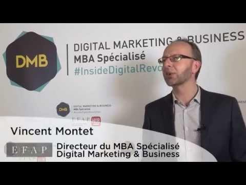 LANCEMENT DU MBA SPÉCIALISÉ DIGITAL MARKETING & BUSINESS