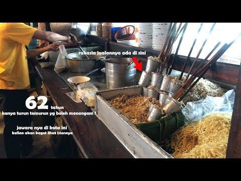 JUARA BANGET !! INI BISA NGULANG MAKAN DI SINI  INDONESIA STREET FOOD #424