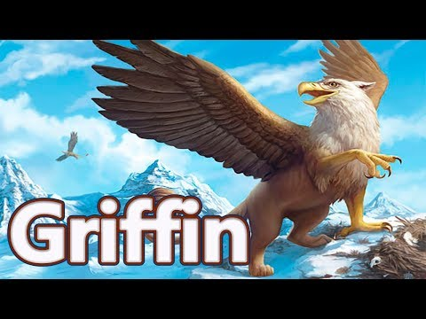 The Griffin: The Legendary Creature - Mythological Bestiary See U in History