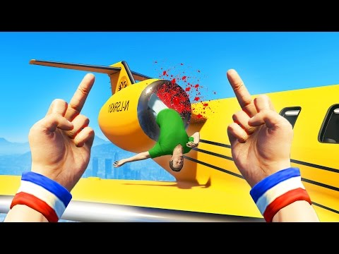 GTA 5 FAILS - #26 (GTA 5 Funny Moments Compilation)