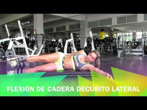 Glúteos de acero - Gym Pro Cali, Colombia