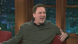 Norm MacDonald on Late Late w Craig Ferguson 2011
