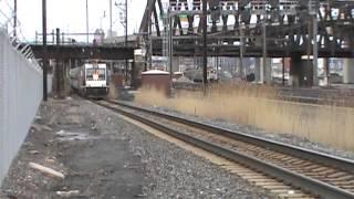3/2/2013: New Jersey Transit & Amtrak - Northeast Corridor @ CP Island; Newark, NJ