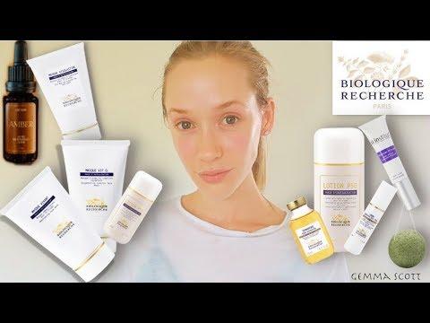 Facial Massage Techniques + My final thoughts | Biologique Recherche Vivant (#7)