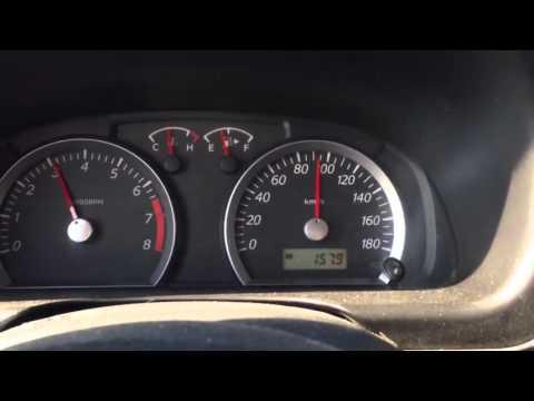 "Suzuki Jimny: Расход топлива по компьютеру на 29"" BFG MT"