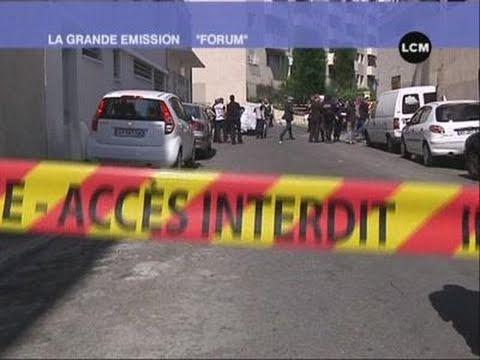 Forum: comment enrayer la violence? (Marseille)