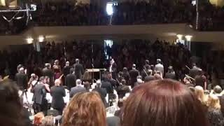 Traetta Opera Festival, applausi e standing ovation a Madrid
