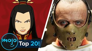 Top 20 Master Manipulators in Movies and TV