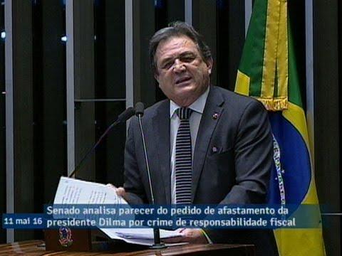 Para Waldemir Moka, 'dias melhores virão', com o afastamento de Dilma da Presidência