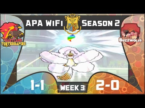 APA S2 W3 | Battle | Maryland Torterrapins (1-1) vs Buffalo Buzzwoles (2-0)