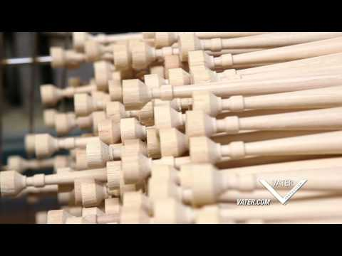 Vater Drumstick Factory Tour