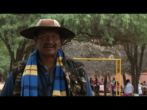 Bolivia's natural resources boom