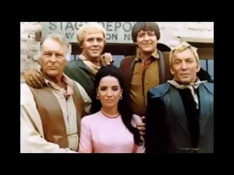 The High Chaparral (1967-1971) - David Rose