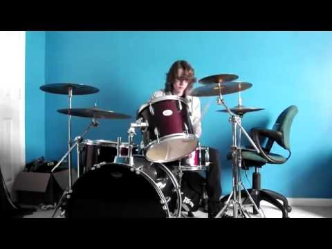 Susquatch - Spin The Words Drum Cover