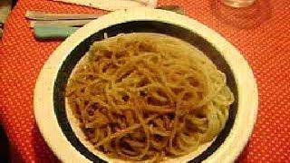 Video Ricetta Siciliana: Pasta con la Mollica - Cucinando per Caso e per Passione EmiBaldo