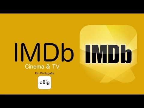 IMDb Cinema & TV • oBig.com.br