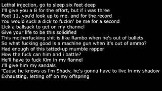 Killshot- Eminem (Lyrics + Audio) x2 Speed