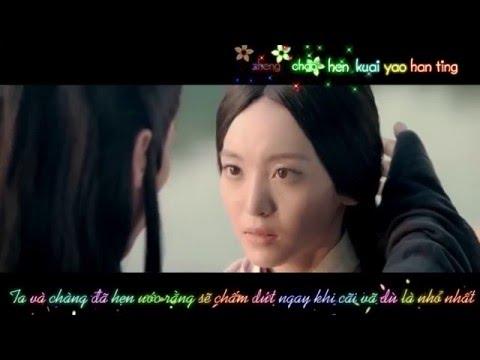 [Vietsub+Kara] Ước Định 约定 -  Châu Huệ | OST Tần Thời Minh Nguyệt