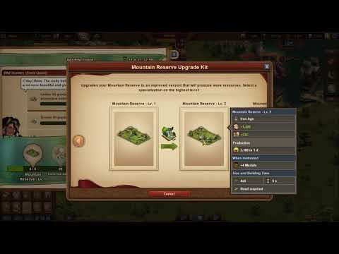 Forge of Empires: Wildlife Event Gameplay and Grand Prize