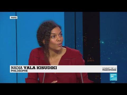 """Nadia Yala Kisudiki : """"la Francophonie est un outil de puissance"""""""
