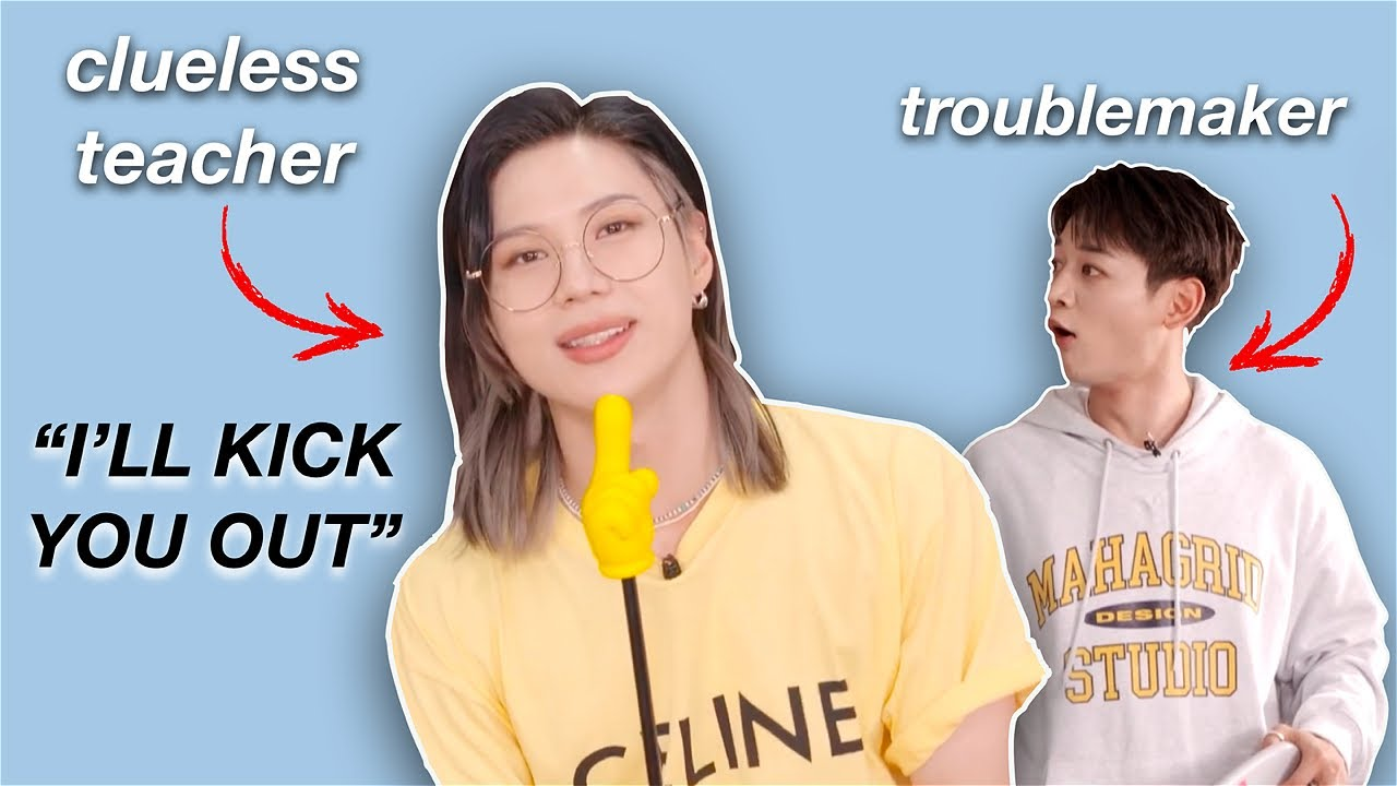 Professor Taemin and his troublesome assistant Minho [REUPLOAD]
