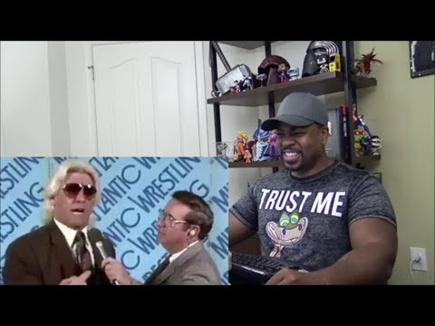 Ric Flair '30 For 30: Nature Boy' Official Trailer - REACTION!!!