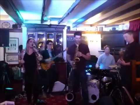 Carly McKee sings Stevie Wonder. James Harrison.'s Friends. QC DL6 3AG  429
