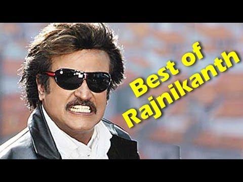 Rajnikanth - Funny Action Scenes Compilation