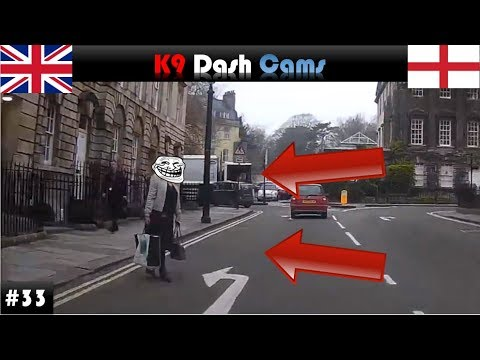 UK Dash Cam #33 | Close Calls | Bad Driving | Observations