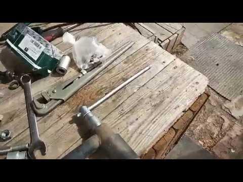 Съемник сайлентблоков тяги панара УАЗ Патриот