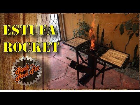 DIY| Estufa Rocket/Rocket Stove Paso a Paso