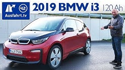 ⚡️⚡️⚡️ 2019 BMW i3 120 Ah - Kaufberatung, Test deutsch, Review, Fahrbericht Ausfahrt.tv