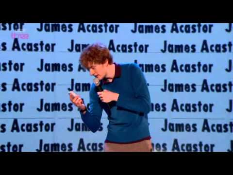 James Acaster on Russell Howard's Good News