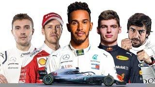 Формула 1 | Составы команд и календарь 2018