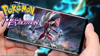 New Pokemon Games! Pokemon Mega Version - Android IOS Gameplay