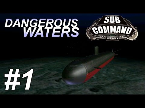 Sub Command 688(I) in Dangerous Waters+RA1.41 (1) Halifax