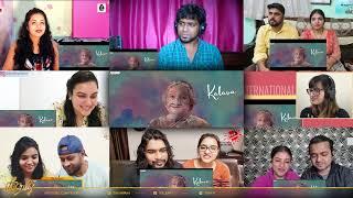 Maguva Maguva song REACTION Mashup | Vakeel Saab | Pawan Kalyan | Sid Sriram | Thaman S