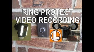 Ring Protect Video Recording  - Is it Worth it?