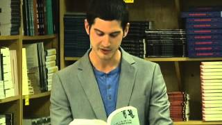 A Reading By Benjamin Mumford Zisk