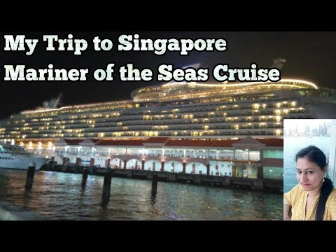 My Singapore Royal Caribbean Mariner of the Seas Three Nights'' Cruise Trip l February 2018
