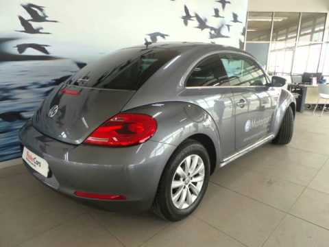 2014 VOLKSWAGEN BEETLE 1.2TSI DESIGN Auto For Sale On Auto Trader South Africa