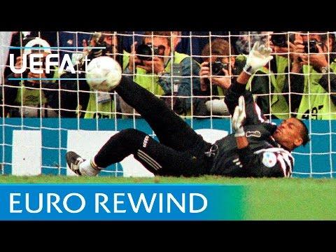 EURO 96 Highlights: France V Netherlands Penalty Shootout