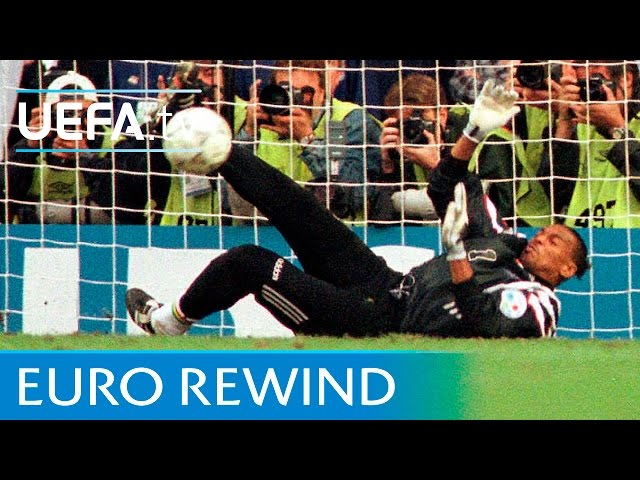 EURO 96 highlights: France v Netherlands penalty shootout