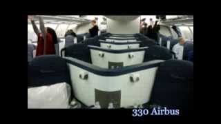 Airbus A330-300 Delta Business Class