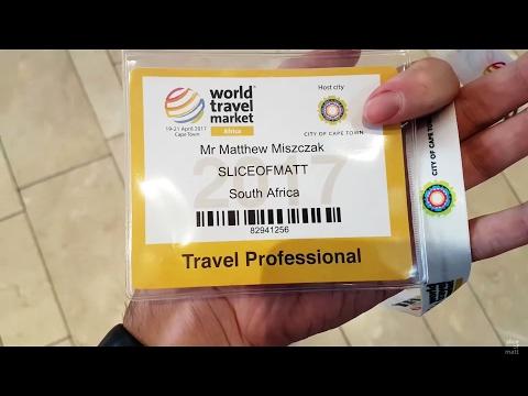 WORLD TRAVEL MARKET AFRICA - CAPE TOWN!