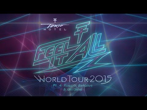 Tokio Hotel - FIAWorldTour2015-full
