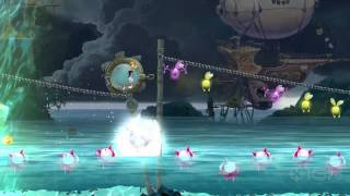 Rayman Legends - When Called Upon To Kill Bill... Underwater